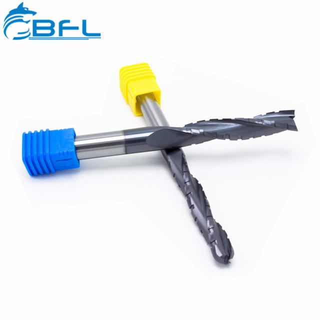 BFL CNC Extra Long Milling Cutters End Mill Carbide Cutter For Roughing