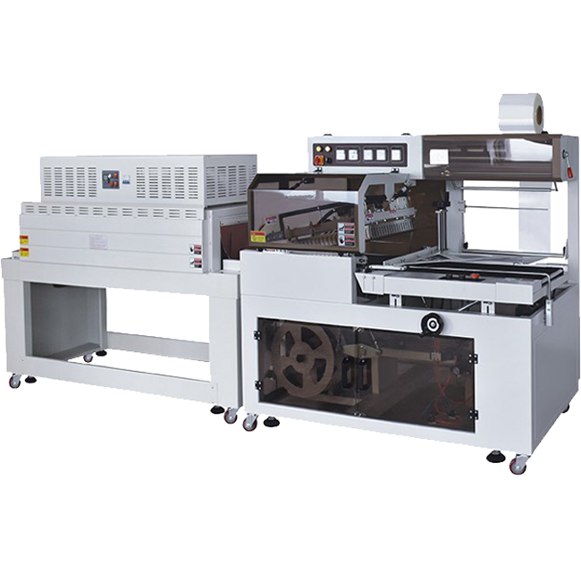 automatic shrink wrapping machine , box L-sealer wrap machine, carton shrink wrap machine