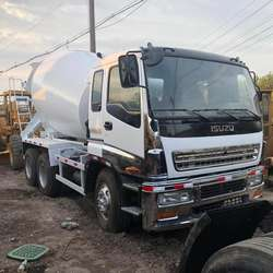 used  ISUZU 50 MIXER/BLENDER
