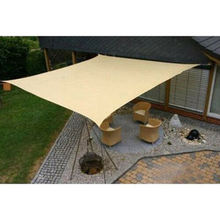 waterproof sun shade sail/sun shade cloth sail/hdpe sun shade sail