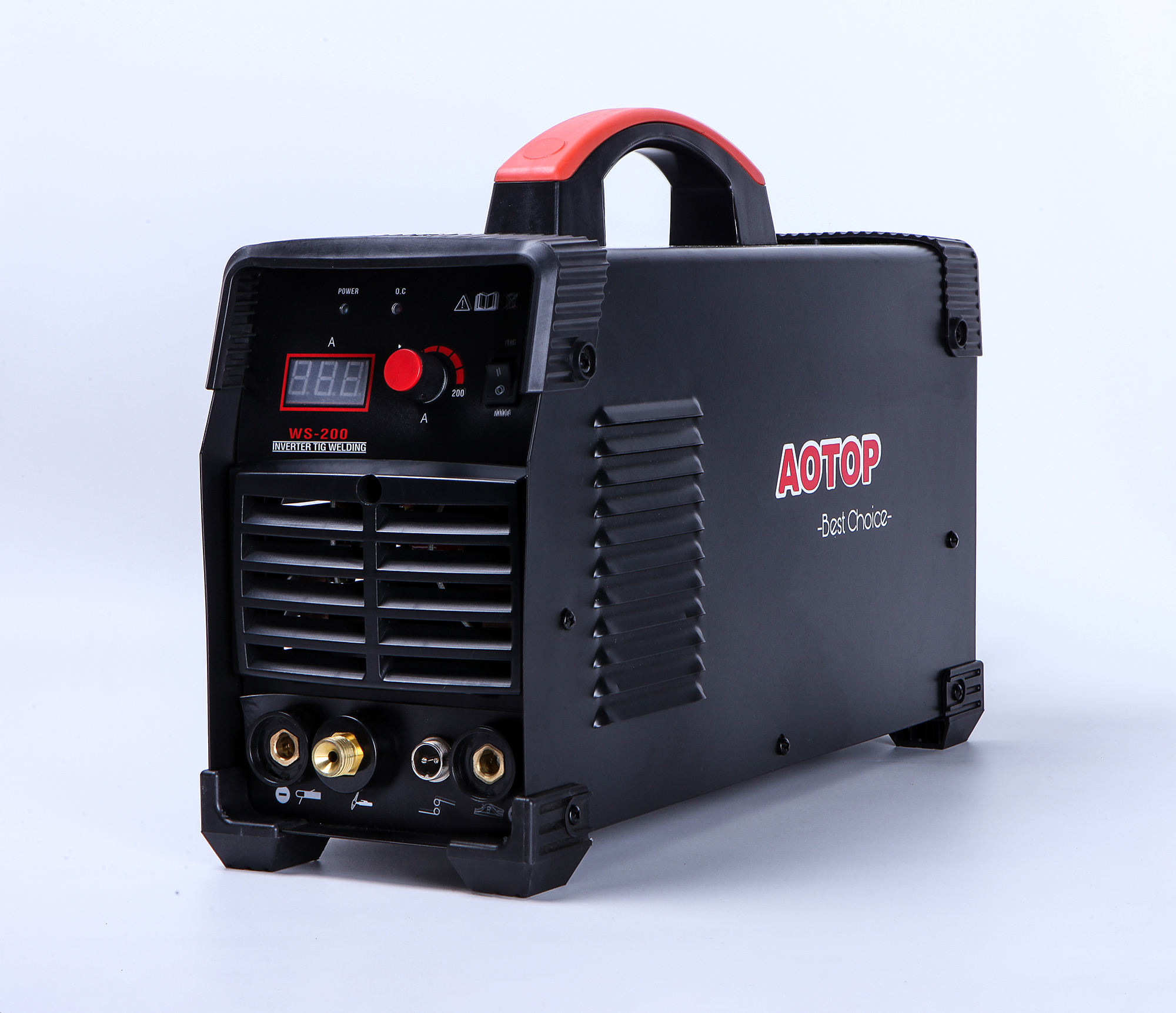 NO.1 AOTOP single phase MMA TIG argon gas welder