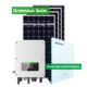 Storage 8000w Solar Hybrid Energy System 8KW 10kw Solar Power System for Home