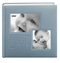 Home Decoration Customized Leatherette Fancy Photo Album Baby , Baby Photo Album