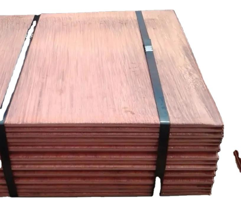 Cheap price 99.99% pure copper cathode / cathode copper