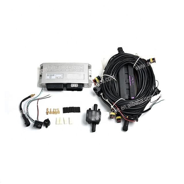 56pin digitronic/alta versione ecu kit/ISO16949 certificati METANO/GPL ECU KIT