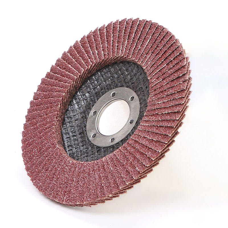 115x22mm PEGASTAR flap disc for metal with MPA certification welding