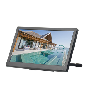 4 Wire Resistive Touch Screen Monitor 13.3 Inch TFT LED Touchscreen Monitor for POS