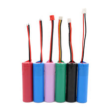 18650 3.7V 2000mAh rechargeable lithium ion battery li ion 18650 battery for power tools speaker ebike