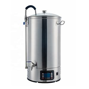 40L home brewing/30L เบียร์ mash tun/คำ Guten all in one brewing system/Mini craft เบียร์