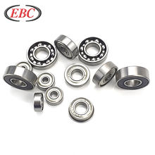Miniature Ball Bearings EBC 696 by size 6*15*5 mm High Quality Factory Direct Sale High Precision