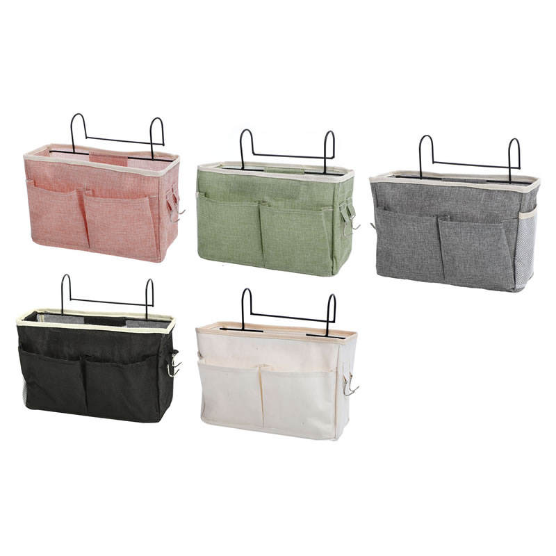 One Piece Wall Rack Simple Versatile With Hook Storage Rack Storage Wall Door Closet Hanging Storage Bag Organizer