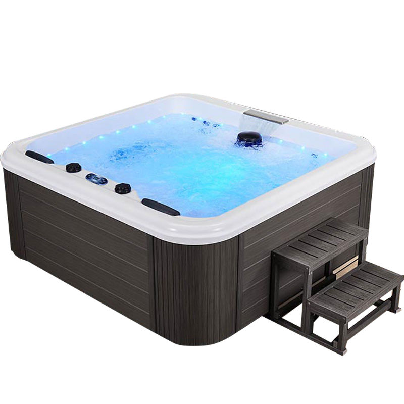 Dewasa Bathtub Spa/Balboa 5 Orang Hot Tub/Aqua <span class=keywords><strong>Jet</strong></span> Spa