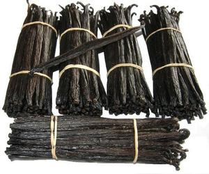 Free Sample Hot selling madagascar vanilla beans vanilla beans kg vanilla beans with best price