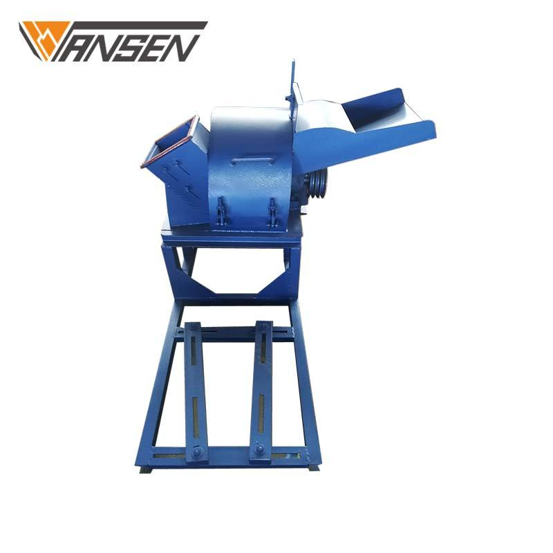 For sale Tree Branch Crusher Wood Powder Grinder