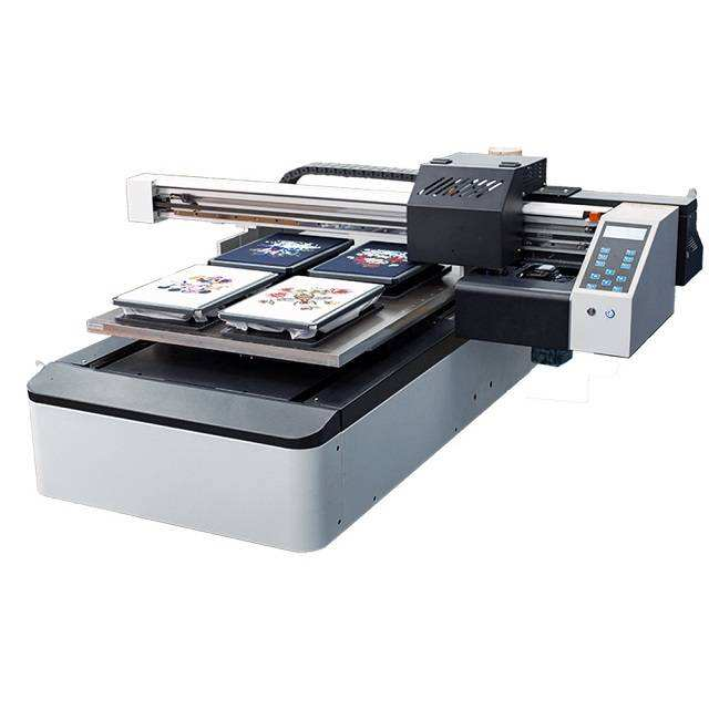 1.6M 1.8M Digitale Eco Solvent Inkjet <span class=keywords><strong>Printer</strong></span> Voor T-shirt Kleding Patroon Aangepaste Business