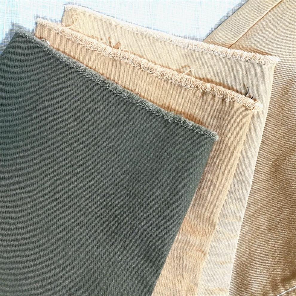 Профессиональный кромка хлопкового материала на основе спандекса, выполнено в цветовой гамме ткань