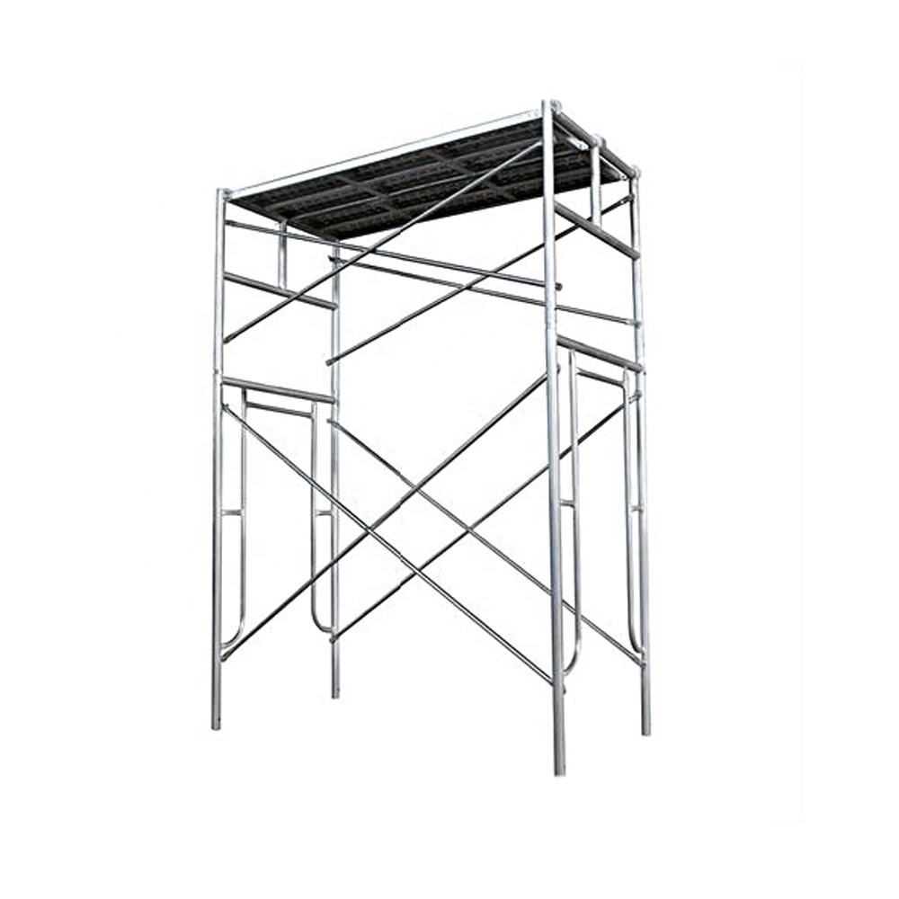 american andamio tubular a type h frame scaffolding sizes
