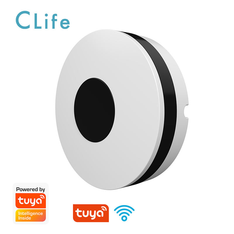 Tuya IR Remote Control Smart Wifi Infrared Blaster IR remote works with Alexa/Google Home air conditioner and TV