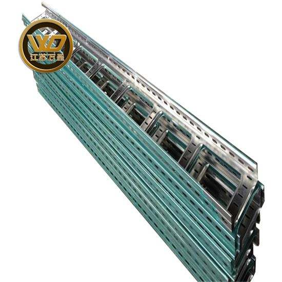 Competitive Price Perforated Outdoor Ladder Type Cable Tray Weight