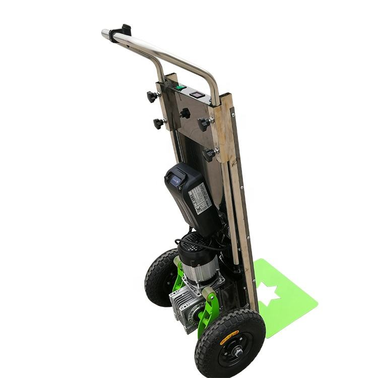High Quality Trolly Powered Electric Hand Truck Stair Climber stair climbing machine