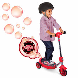 New 3 in en 1 three wheels ride on battery electronic electric kick e Toy Boys Baby Child Children Kids Scooter