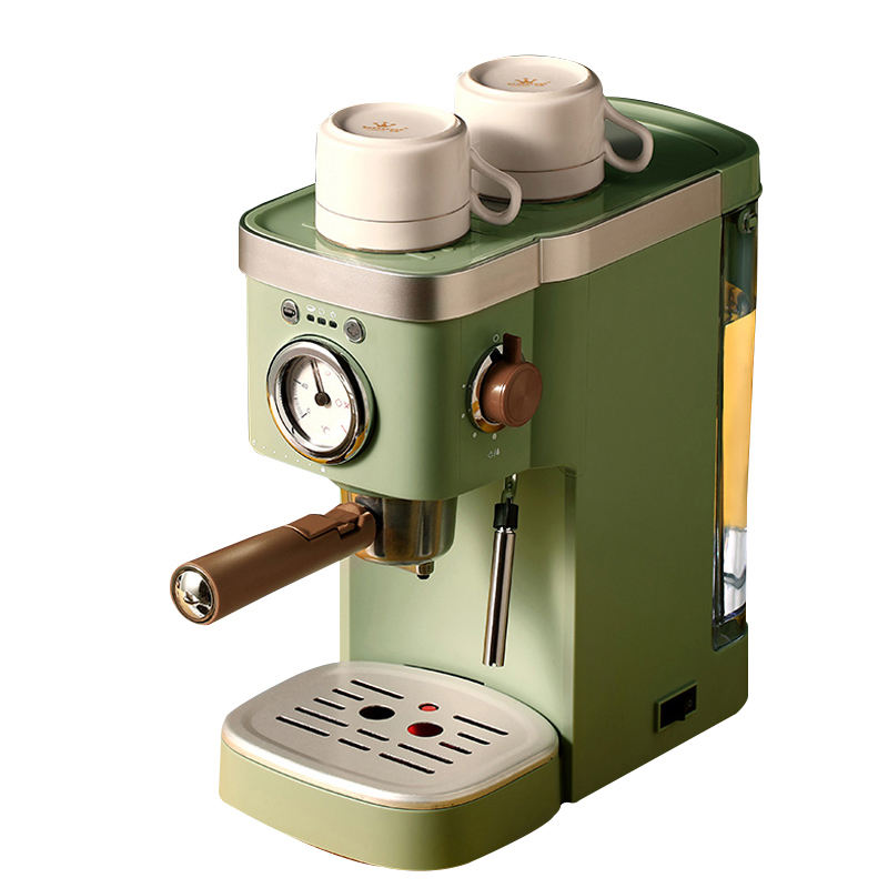 1.2L Steam Espresso Machine Coffee Maker