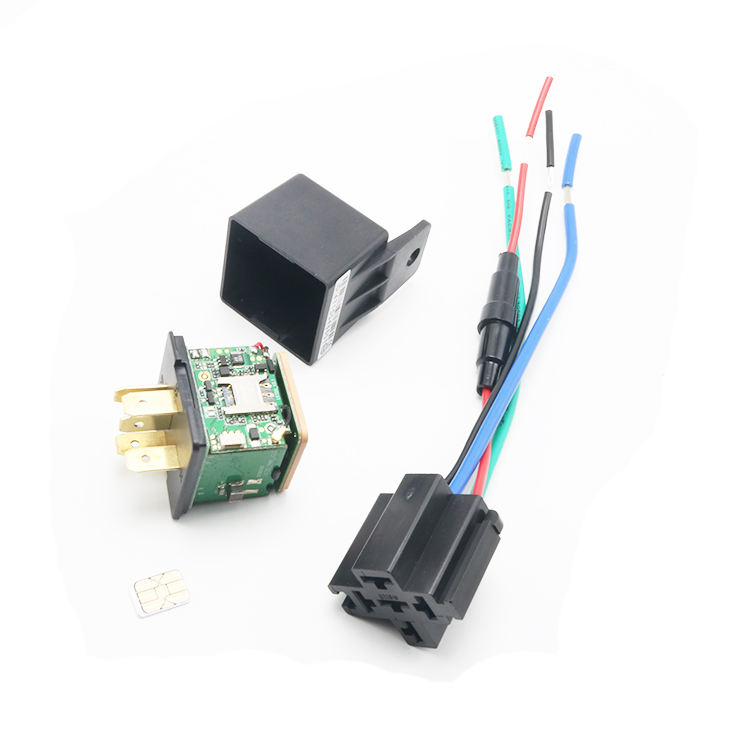 LK720 Relay Tracking Devices GPS Tracker LKGPS Motorcycle Navigation Motorcycle Alarm System