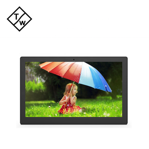 רב מגע מסך POE WIFI RJ45 יציאת מלא HD Tablet PC אנדרואיד 15.6''