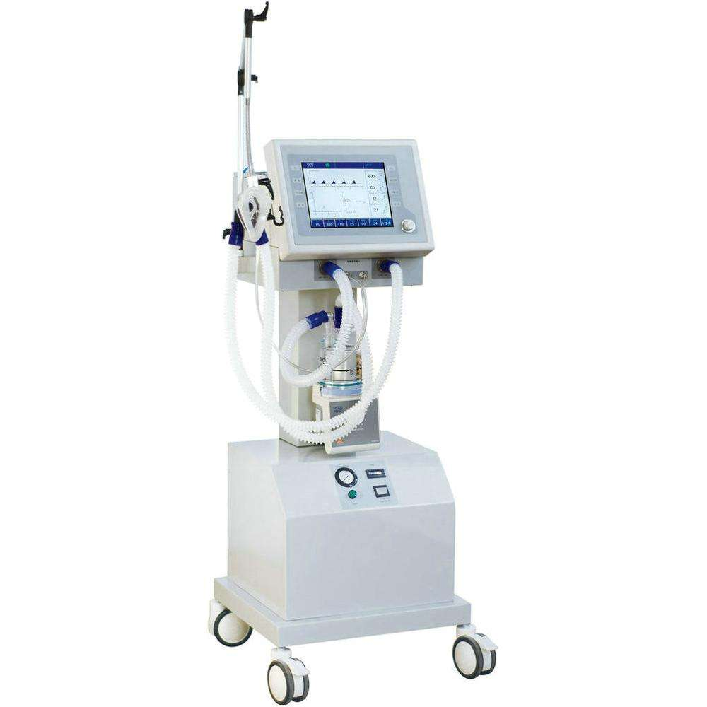 Hot sale medical ventilator machine in manufacturing price CE marked ICU using medical ventilator