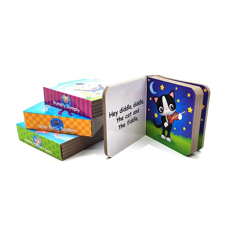 Children's day gift set print my design white board kids book for girls