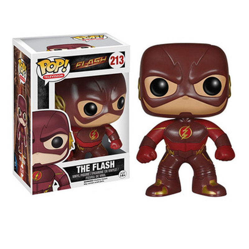 Funko <span class=keywords><strong>Pop</strong></span> #205 Aquaman aksiyon figürü #19 Bat-man #209 Cyborg #213 Flash koleksiyon Model oyuncaklar 10cm