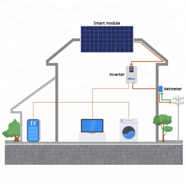 Solar Panel System 10KW Grid Tied Home Solar Power System 10 KW