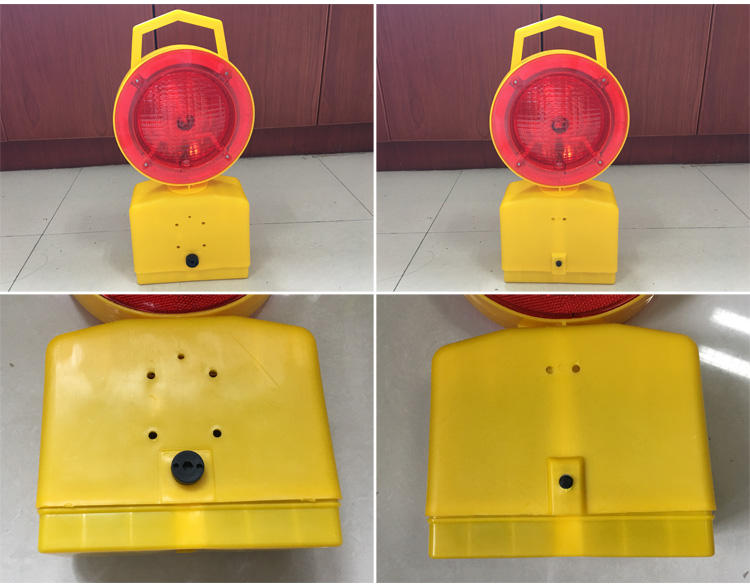 Road Construction Warning Light Wholesale HX-WL06 Road Construction Safety Lights Traffic Warning Lamp