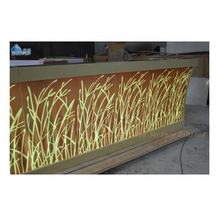 Luxury design bar countertops solid surface bar counter for club,bar,cafe
