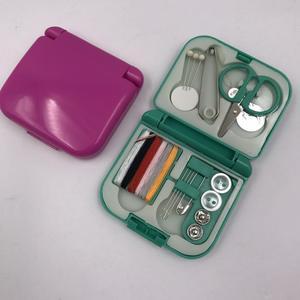 Custom Diy Pocket Hand Travel Mini Sewing Kit for Home