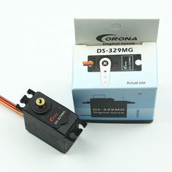 Corona DS329MG 32g Rc Helicopter Airplane Rc Toys medium high torque Servo