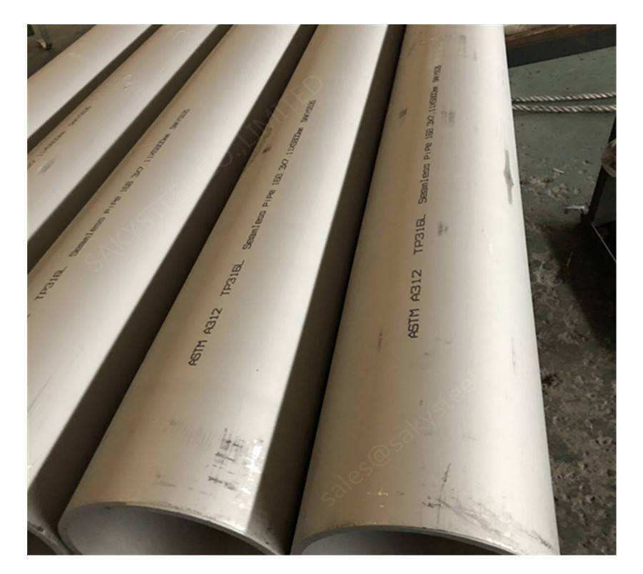 304 stainless steel pipe price 50mm 60mm 70mm