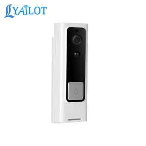 HD 1080P Smart WiFi Video Doorbell Camera Night vision Wireless Home Security Camera For Tuya App