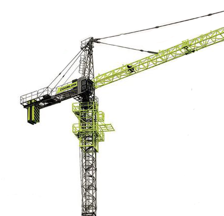 Lifting Machinery 50 Ton Luffing-ジブTower Crane L630-50とGood Price