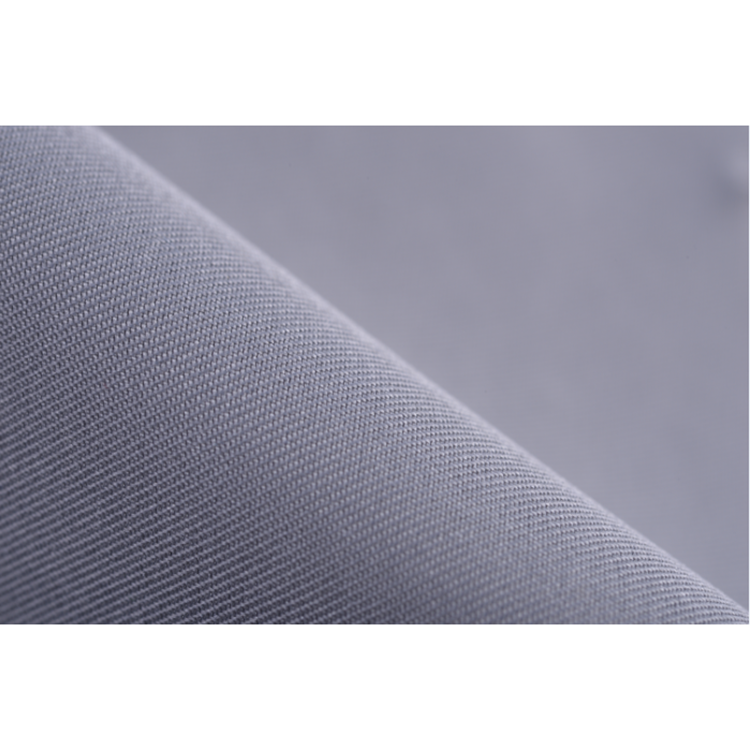 100%Polyester Double Side Twill Fabric With Tricot Mesh Fabric For Clothing