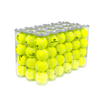 Top quality ITF Professinal 2.5'' customized brand pressureless tennis ball