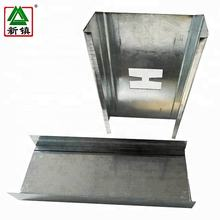 galvanized light steel wall frame metal studs and tracks