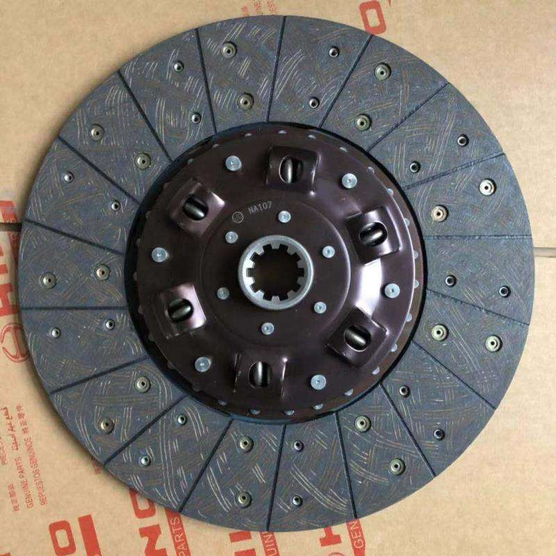 High quality truck spare parts clutch disc assy for ME550210