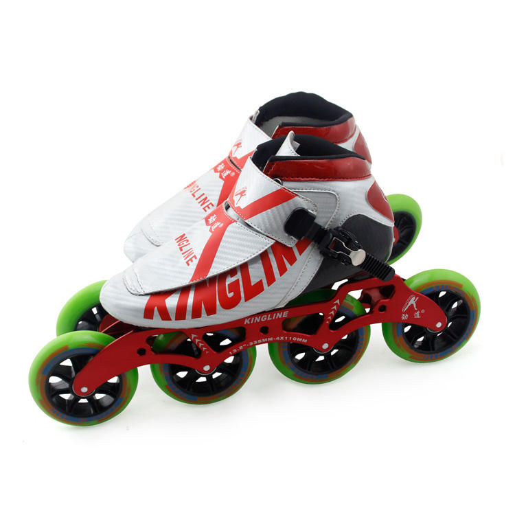 Professional Speed skates_inline Adult big wheel inline skate Carbon Fiber professional speed inline skates Men and Women