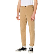 Wholesale Custom Khaki Color Ordinary Occasion Dressing Casual Men's Pants