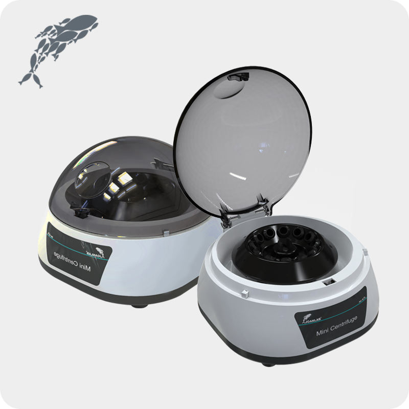 JOANLAB Smart Adjustable Mini Centrifuge Microcentrifuge