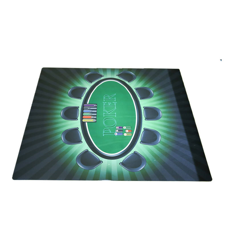 Wholesale kids play mat polyester natural rubber play mat for babies