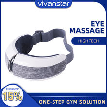 2021 Vivanstar Hot Eye Heat Massager Relax Fatigue MT2203