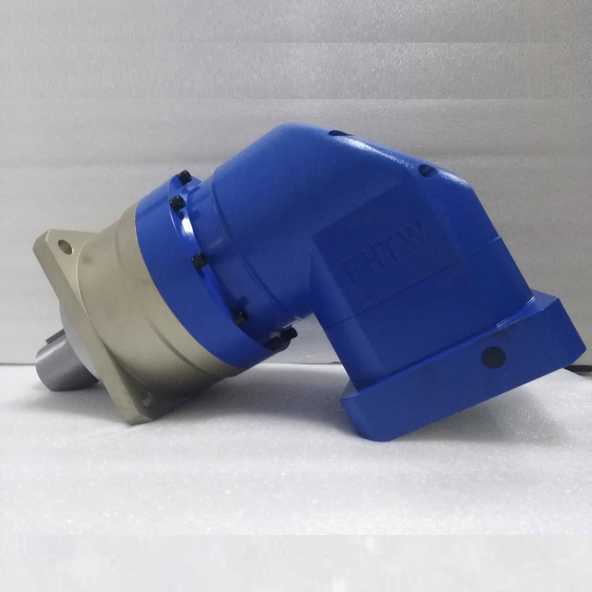 90 Degree Right Angle Gearbox Planetary Reducer for Bending Machines to Replace the Liming Gearbox