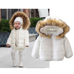 Coldker 2020 Fashion Winter Warm Newborn Baby Boy Girl Hoodie Coat Jacket Clothes Autumn Clothing Outfit